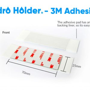 Hydro-Holder---Adhesive-Pad-3M-Single